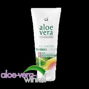 Aloe Vera warmte lotion