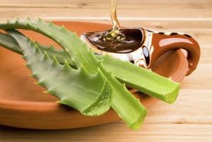 Aloe vera drank honing