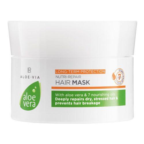 Aloe vera Nutri repair haarmasker