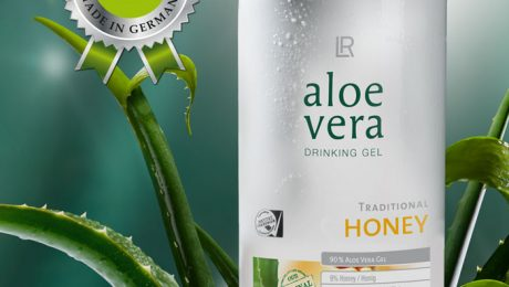 Aloe vera drinken
