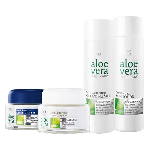 Aloe Vera gezicht verzorging