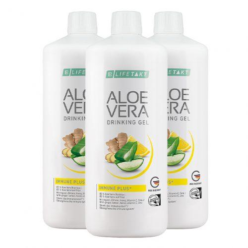 Aloe vera drinking gel voor je immuunsysteem