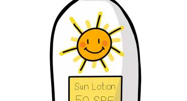 SPF Sun Protection Factor zon bescherming